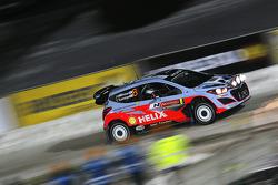 Juho Hanninen and Tomi Tuominen, Hyundai i20 WRC, Hyundai Motorsport