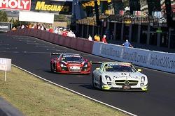#84 HTP Motorsport Mercedes SLS AMG GT3: Harold Primat, Thomas Jäger, Maximilian Buhk