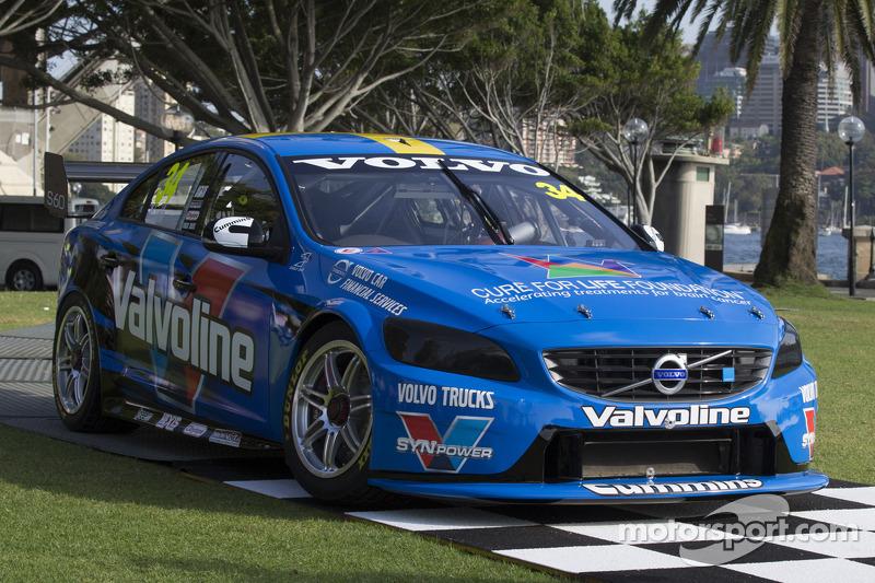 The Polestar Racing Volvo S60