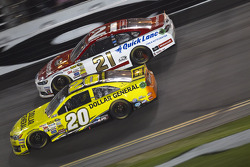 Matt Kenseth and Trevor Bayne