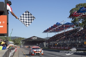 James Courtney, Holden Racing Team takes the win