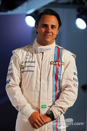 Felipe Massa, Williams Martini F1 Team