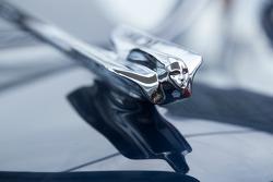Classic car detail