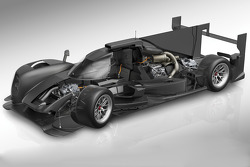 Technical details of the Porsche 919 Hybrid