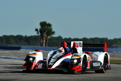 #6 Pickett Racing ORECA Nissan: Klaus Graf, Lucas Luhr, Jann Mardenborough