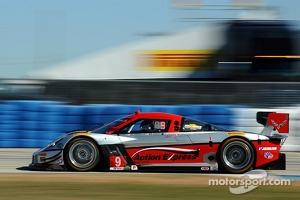 #9 Action Express Racing Corvette DP Chevrolet: Brian Frisselle, Burt Frisselle, Jon Fogarty