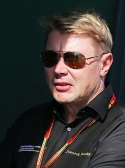 Mika Hakkinen (FIN)