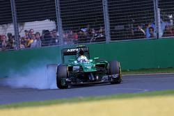 Marcus Ericsson, Caterham F1 Team  16