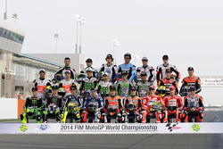 The 2014 riders group photo