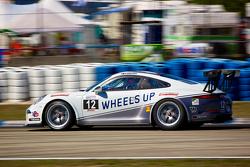 #12 Competition Motorsport Porsche 991 GT3 Cup Car: David Calvert-Jones