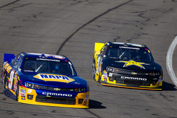 Dylan Kwasniewski and Chase Elliott