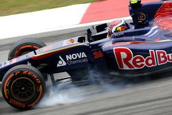 Daniil Kvyat (RUS), Scuderia Toro Rosso
