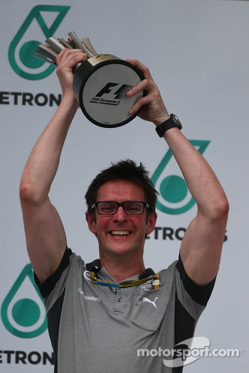 Andrew Shovlin, Mercedes AMG F1 Engineer