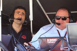 Dario Franchitti and Chip Ganassi