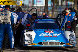 #01 Chip Ganassi Racing Riley Ford: Scott Pruett, Memo Rojas