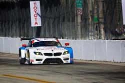 #56 BMW Team RLL BMW Z4 GTE: Dirk Müller, John Edwards