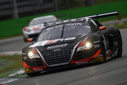 #3 Audi R8 LMS Ultra: James Nash, Frank Stippler, Christopher Mies