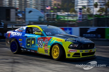#60 Roush Road Racing Ford Mustang Boss 302RL: Jack Roush Jr.