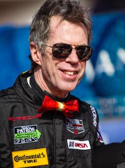 Park Place Motorsports livery presentation: Mike Vess