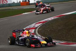Sebastian Vettel, Red Bull Racing RB10.