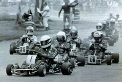 Ayrton Senna leads Terry Fullerton