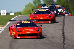 #16 R.Ferri Motorsports/Ferrari 458 GT3: Nick Mancuso