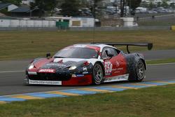 #350 Team Duqueine Ferrari 458 Italia: Gilles Duqueine, Philippe ColançoPhoto n