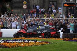 Budapest Street Parade, Norbert Michelisz, Honda Civic WTCC, Zengo Motorsport