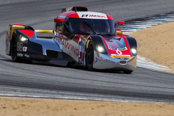 #0 DeltaWing Racing Cars DeltaWing DWC13:Andy Meyrick, Katherine Legge
