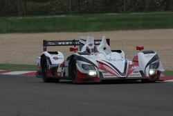 ELMS: #38 Jota Sport Zytek Z11SN Nissan: Simon Dolan, Harry Tincknell, Filipe Albuquerque