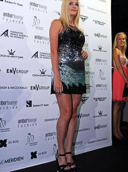 The Amber Lounge Fashion Show