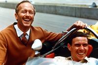 Colin Chapman und Jim Clark