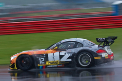 #12 TDS Racing BMW Z4 Henry Hassid, Nicky Catsburg