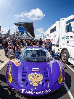 #72 SMP Racing Ferrari 458 Italia