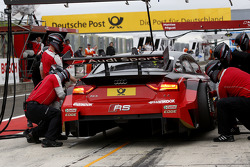 Pitstop Edoardo Mortara, Audi Sport Team Abt Audi RS 5 DTM