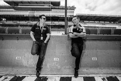 Johnny Mowlem and Frankie Montecalvo
