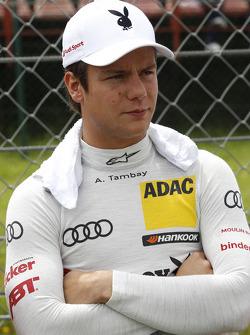 Adrien Tambay, Audi Sport Team Abt Sportsline Audi RS 5 DTM