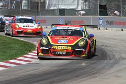 #30 MOMO/NGT Motorsport Porsche 911 GT America: Henrique Cisneros & Kuba Giermaziak