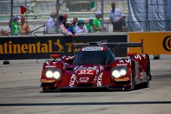 #07 SpeedSource Mazda Prototype: Joel Miller & Tristan Nunez