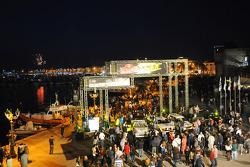 Rally Sardinia atmosphere