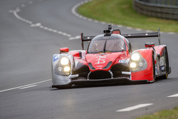 #46 Thiriet By TDS Racing Ligier JS P2 - Nissan: Pierre Thiriet, Ludovic Badey, Tristan Gommendy