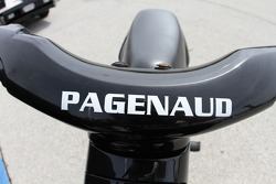 Simon Pagenaud's scooter