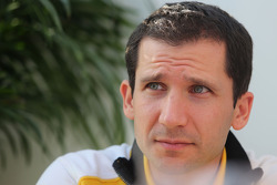 Remi Taffin, Renault Sport F1 Head of track operations  06