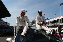 Sébastien Loeb, Citroen C-Elysee WTCC, Citroen Total WTCC, Yvan Muller, Citroen C-Elysee WTCC, Citroen Total WTCC