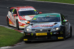BTCC: Aron Smith, Chrome Edition Restart Racing