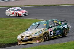 Patrick Watts, Ex Tim Harvey 1998 BTCC Peugeot 406 ST