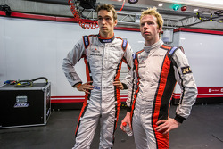 Harry Tincknell and Oliver Turvey