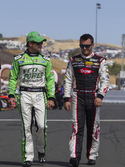 Ricky Stenhouse Jr. and Austin Dillon
