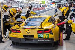 #73 Corvette Racing Chevrolet Corvette C7: Jan Magnussen, Antonio Garcia, Jordan Taylor