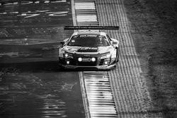 #4 Phoenix Racing Audi R8 LMS ultra: Christopher Haase, Christian Mamerow, René Rast, Markus Winkelhock